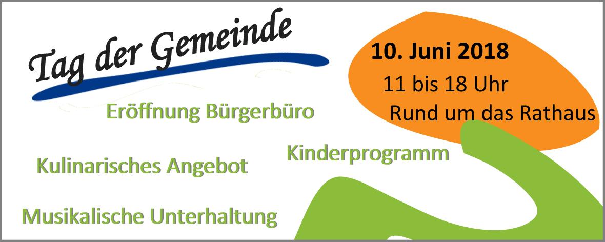 Gemeinde Brigachtal Tag Der Gemeinde